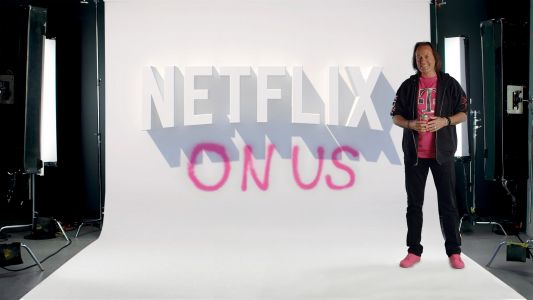 T-Mobile's Netflix On Us will cover the cost of Netflix price increase