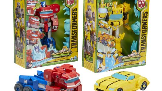 Two New TRANSFORMERS Figures Launch This September