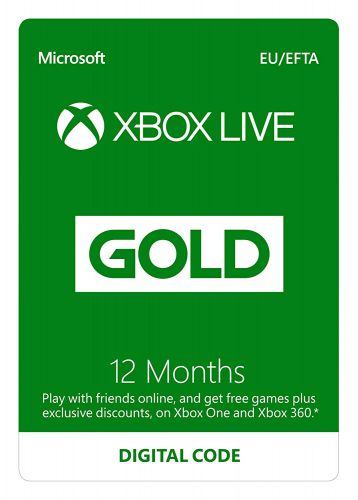 Xbox Live Gold 12 Month Subscription for £26.50, PS Plus 15 Month Membership under £38