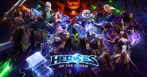 Blizzard moves developers off Heroes of the Storm, cans 2019 pro league