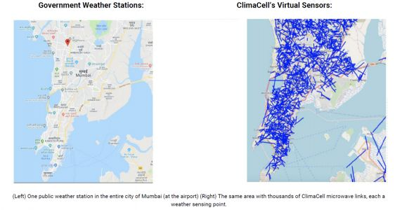 ClimaCell bets on IoT for better weather forecasts