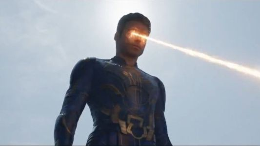 New Eternals clip seemingly confirms Superman and DC exist in the MCU