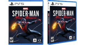 Sony offers first look at the design of PlayStation 5 game cases