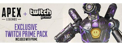 Daily Deals: Free Apex Legends Packs with Twitch or Amazon Prime