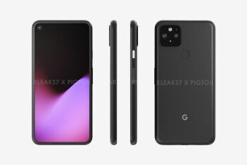 This could be what the 5G Google Pixel 5 looks like