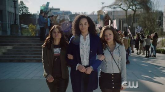 First Trailer and Two Clips For The CW's CHARMED Reboot