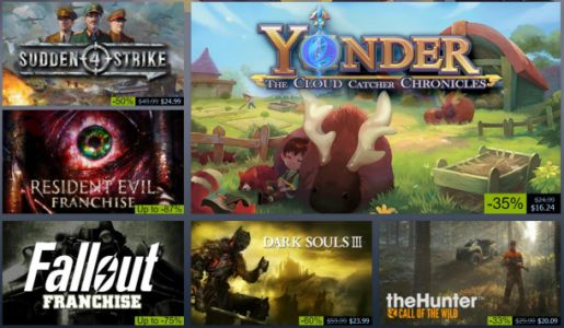 Steam Autumn Sale cuts prices on thousands of PC games for Black Friday