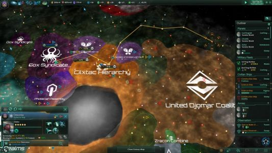 Stellaris 'Distant Stars' pack lets players explore uncharted space on PC