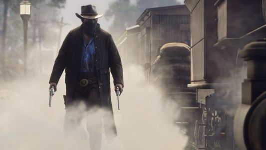 You can pre-load Red Dead Redemption 2 starting Friday, October 19