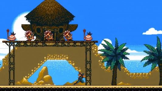 The Messenger's Free Picnic Panic DLC Adds Three New Levels, Bosses Next Year