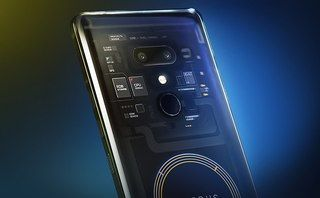HTC's Exodus 1 blockchain phone can now be ordered. using crypto