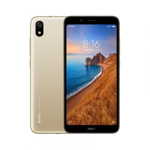 Redmi 7A now comes in Foggy Gold in China