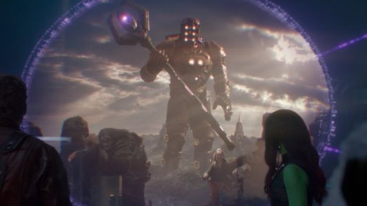 Kevin Feige Discuses THE ETERNALS and Says We'll Learn More About The Agenda of The Celestials