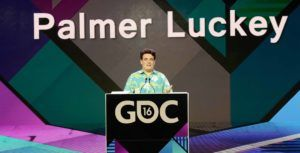 Oculus co-founder Palmer Luckey thinks Facebook fired him for political reasons