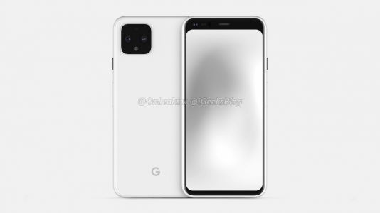 New Leaked Photos Of Google Pixel 4, Pixel 4 XL Show Massive Front Bezels And Sensors