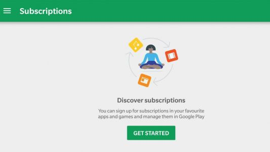 You can now easily see all your subscriptions in Google Play