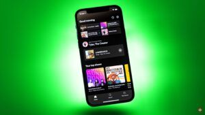 Spotify buys AI podcast tool to highlight the best moments of a show