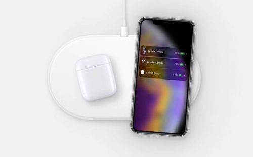 AirPower with new AirPods caught hiding on Apple's site