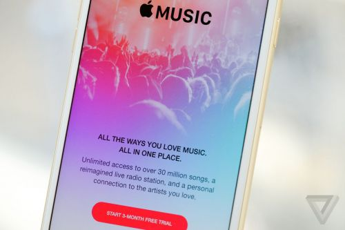 Verizon adds free Apple Music to its pricier unlimited data plans