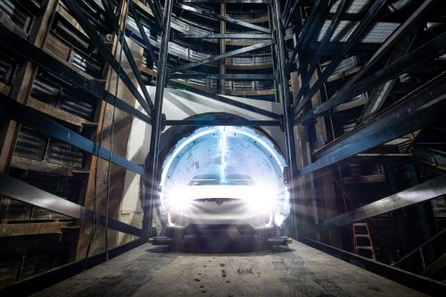 Elon Musk's 'vision for transport' is a 3D network of tunnels for autonomous electric vehicles