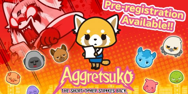 Aggretsuko: The Short Timer Strikes Back is an upcoming match-3 puzzler for iOS and Android that's based on the anime
