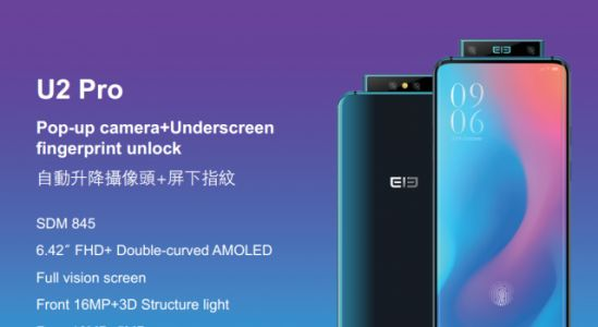 Three new Elephone models with a detailed look + video
