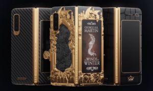 This limited edition Game of Thrones Galaxy Fold costs $11,000