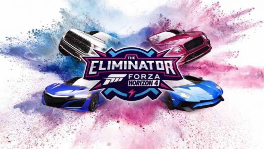 Forza Horizon 4 is getting a battle royale mode called Eliminator