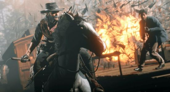Red Dead Online Update Introduces New Heist, Discounts On Camp Dogs And More