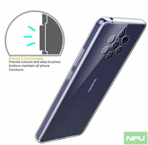 Nokia 9 PureView in-display fingerprint sensor animations leaked in a new leak