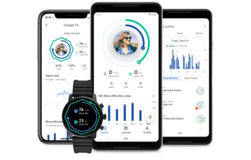 Google Fit gets a complete revamp with new UI and fitness goals