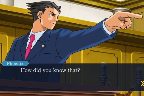 If you haven't played the wacky Ace Attorney trilogy, now is the best time
