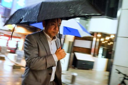 'Guerrilla rainstorm' warning system aims to prevent soakings, or worse