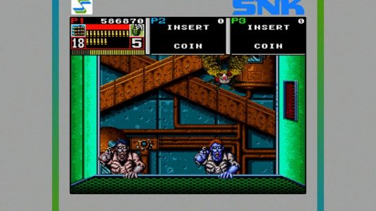 SNK 40th Anniversary Collection Gets 11 Free New Games Today