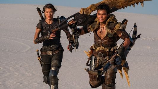 First Photo of Milla Jovovich and Tony Jaa in Action in MONSTER HUNTER and an Official Synopsis