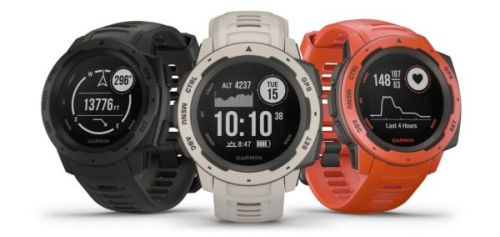 Garmin Reportedly Working On Solar-Charging Instinct 2 Smartwatch