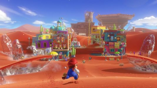 Fans are Already Speedrunning Super Mario Odyssey Demo