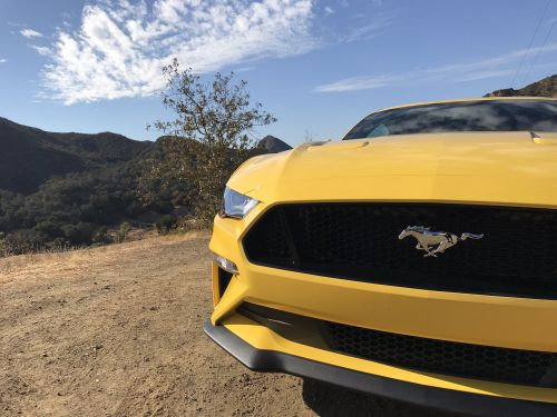 The 2018 Ford Mustang GT is a powerful, high-tech, muscle car that's a blast to drive