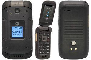 Sonim brings its ultra-rugged XP3 flip phone to AT&T