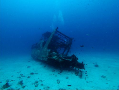 AI Detects Sunken Ships With 92 Percent Accuracy From The Sky