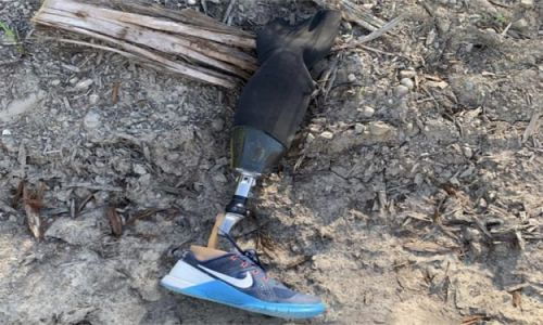 Skydiver Reunited With Prosthetic Leg Lost 10,000 Feet in the Air
