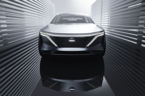 Nissan's new EV concept is a luxury sedan with 380 miles of range
