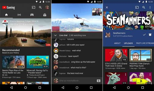 YouTube Gaming app will be shut down in March