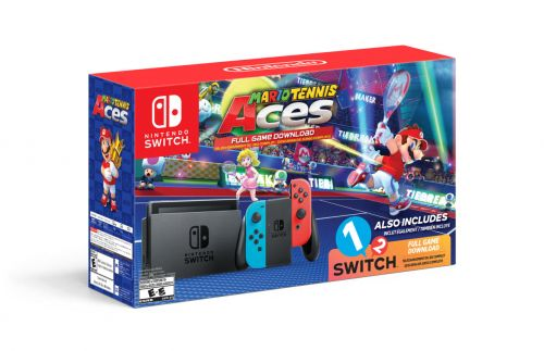 Nintendo Switch's New Bundle Packs In Two Games, But Only At One US Store