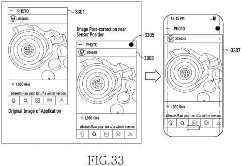 Samsung Galaxy S10 Might Use Transparent Second Display To Solve Hole-Punch Issue