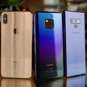 Huawei Mate 20 Pro vs iPhone XS Max vs Galaxy Note 9: Camera Comparison!