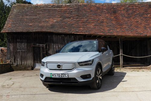 Volvo XC40 Recharge review: Electrified elegance