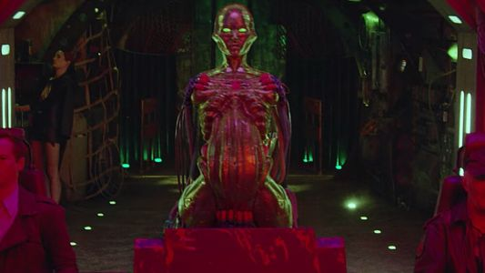 Insane New Trailer For The Heavy Metal Style Sci-Fi Space Opera BLOOD MACHINES