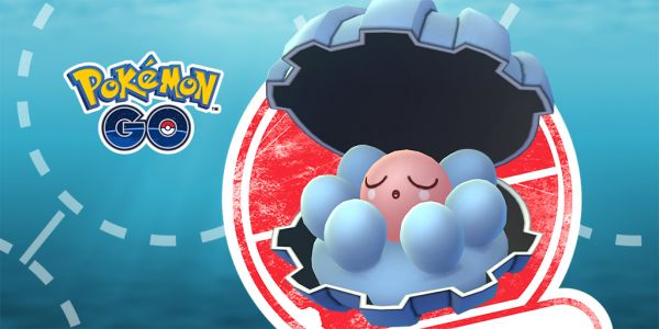 Pokemon Go Finally Adds Clamperl In New Limited Research Event This Weekend