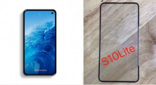 Samsung Galaxy S10 Lite Appears in New Render, along with its Screen Protector